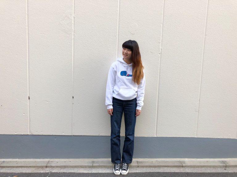 HOODIE/White